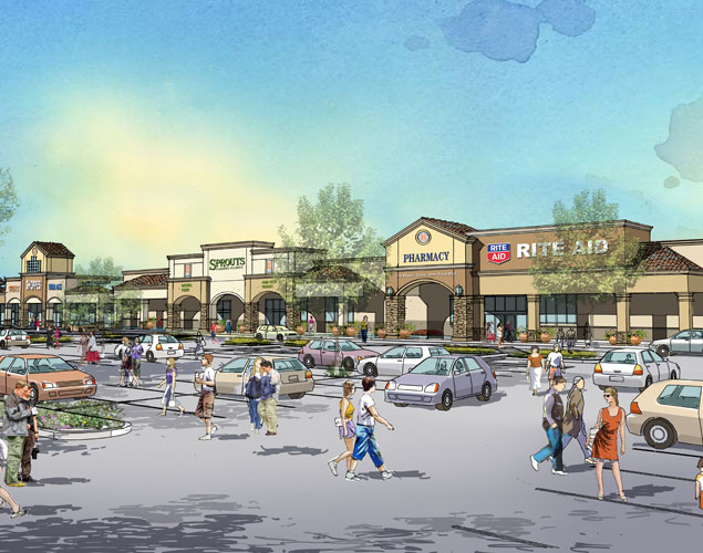 Granada Village Shopping Center Redevelopment