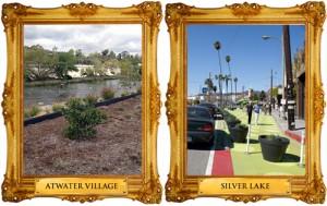 Atwater Village vs Silver Lake
