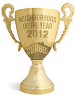 Curbed Cup 2012 Trophy