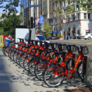Transit Oriented Development Around Bike-Share: The Potential for Mobility Hubs