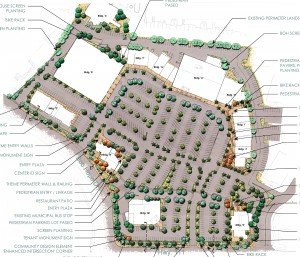 Rancho Las Palmas Site Plan
