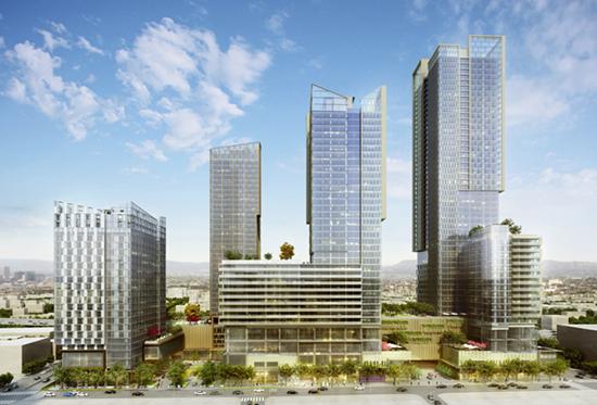 Metropolis rendering